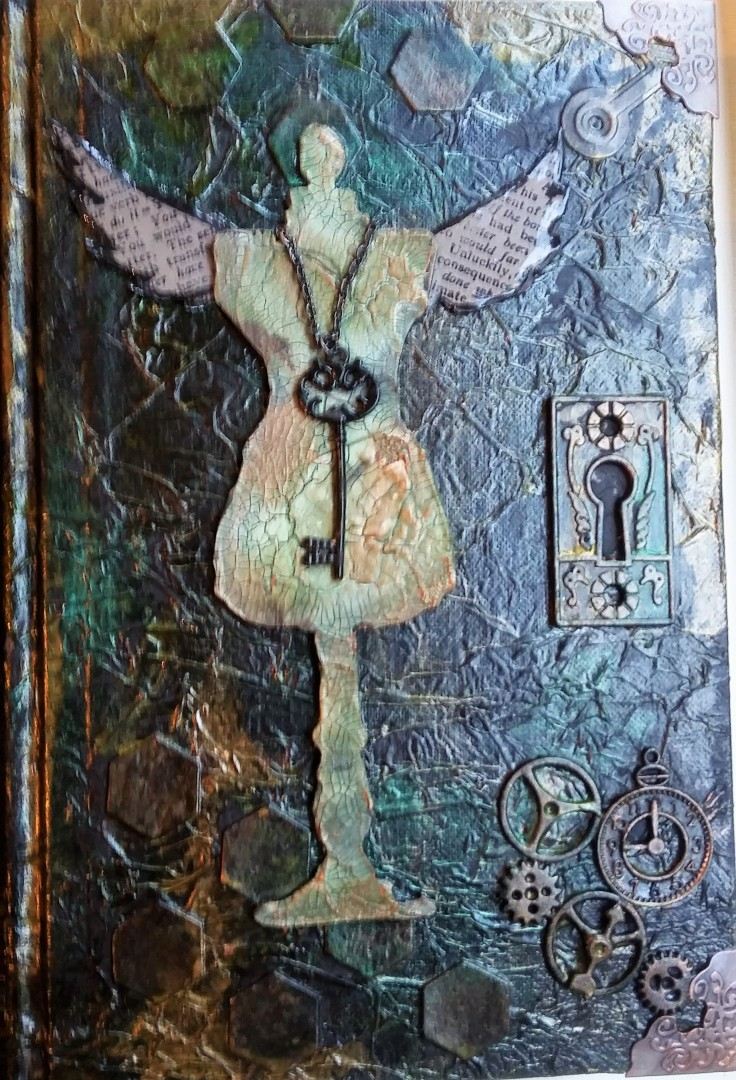 altered-book-cover-angels-theme